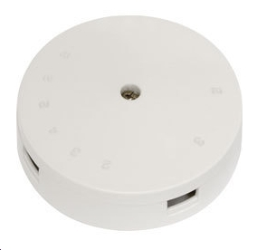 20A Junction Box - 4 Terminal 20 A BS6220 Round White