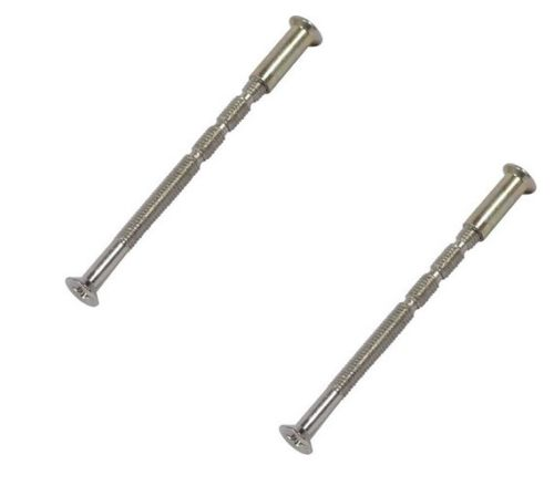 2pk M4 Bolt And Sleeve, For Use With Rose & Escutcheons